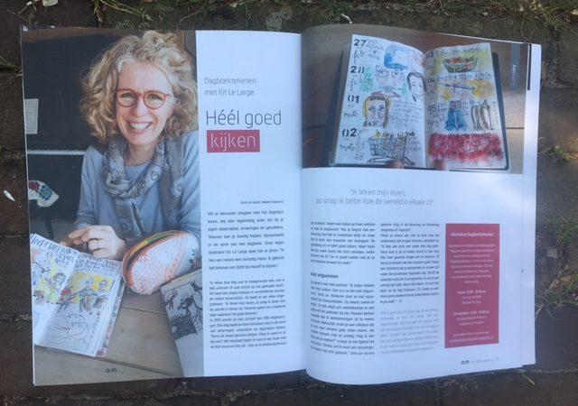 Interview Antroposofie Magazine