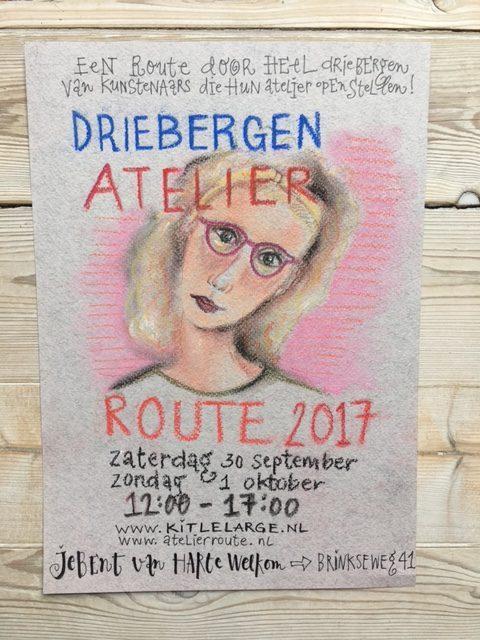 Atelierroute 2017….