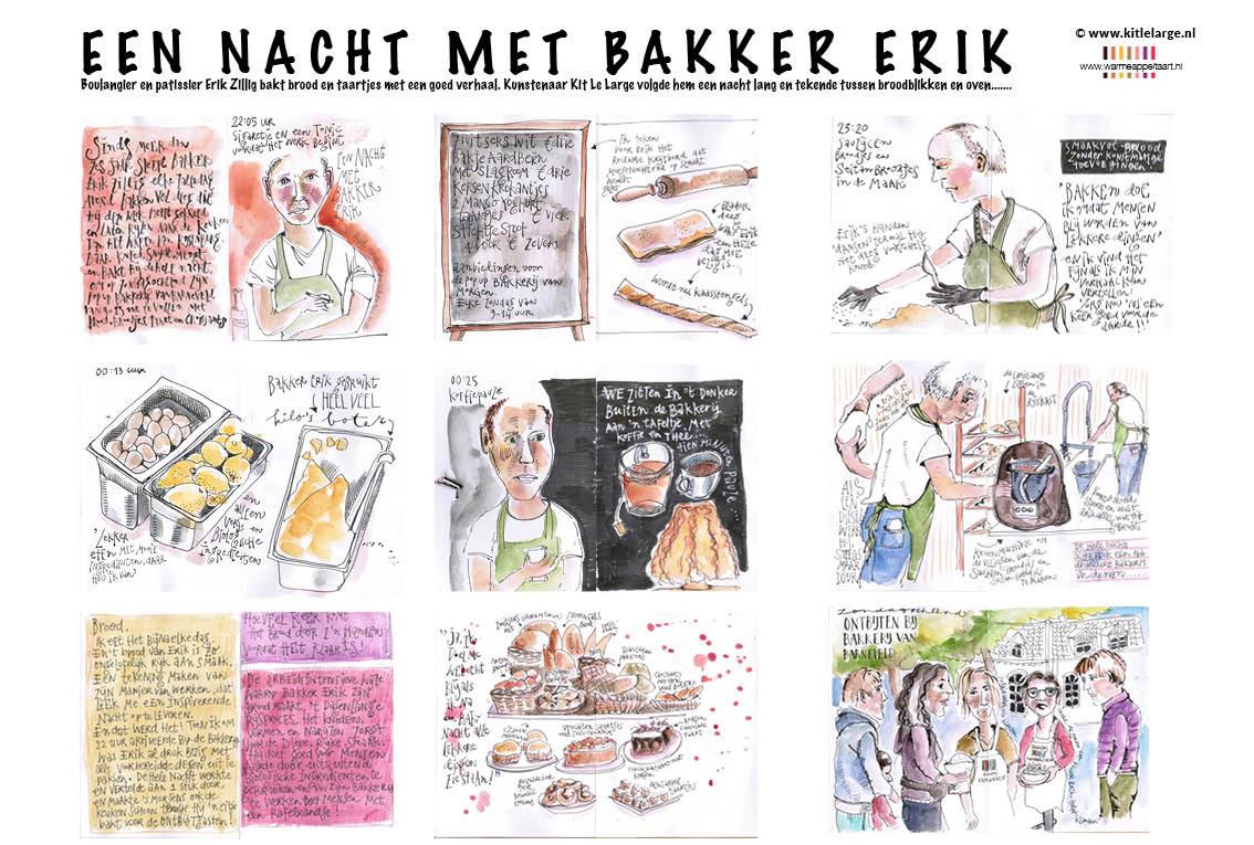 Een nacht met bakker Erik