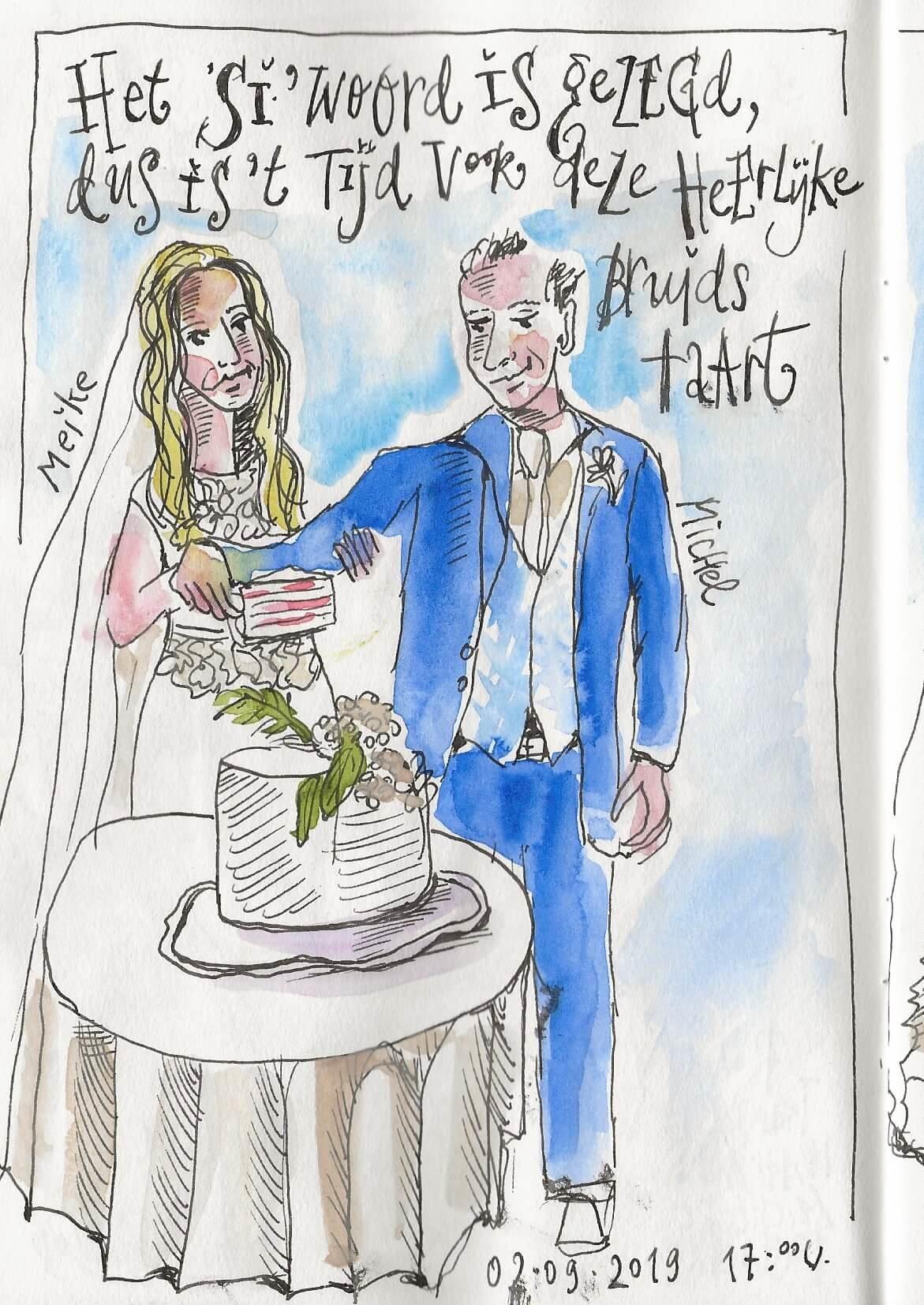 Siciliaanse bruiloft september 2019