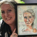 portret illustratie op maat laten maken