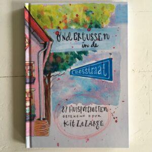 Cover van het boek Ondertussen in de Bosstraat